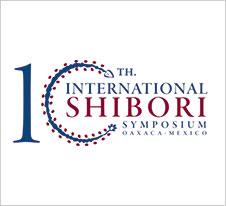 第10回国際絞り会議in Mexico 展示会・報告会