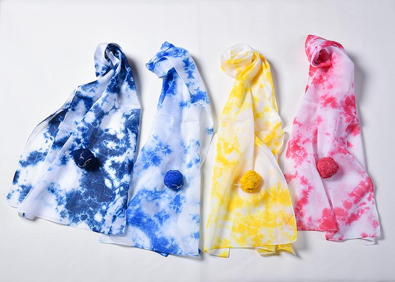 綿ローンスカーフ