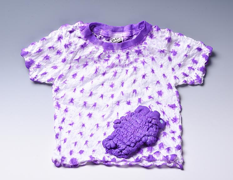 三浦絞りTシャツ